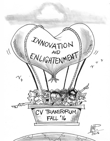 Innovation And Enlightenment Cv Conference Highlights And Insights