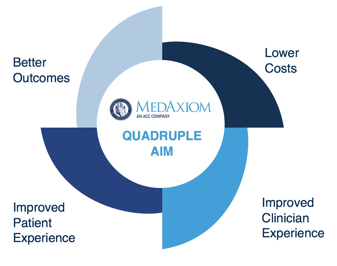 Quadruple Aim Infographic