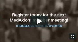 MedAxiom Member Meetings