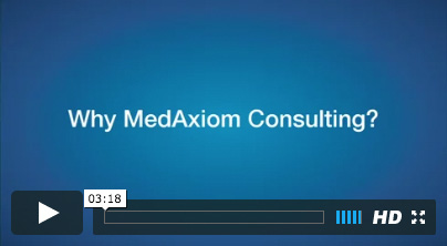 Why MedAxiom Consulting