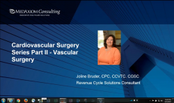 Thumbnail image for Cardiovascular Surgery Series Part II – Vascular Surgery CPT Coding
