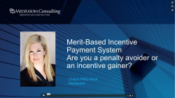 Thumbnail image for Merit-Based Incentive Payment System  Are you a penalty avoider or an incentive gainer?