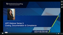 Thumbnail image for Webinar Recording: APP Coding, Documentation and Compliance