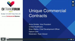 Thumbnail image for CV Transforum Fall'17: Unique Commercial Contracts - Gimble and Mathis