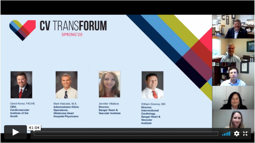 Thumbnail of CV Transforum Spring'20: CV Telehealth Now and in the Future Video