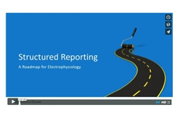 Thumbnail image for Structured Reporting- A Road Map for EP