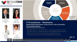 Thumbnail image for CV Transforum Spring'17 Breakout: Optimizing Performance of the Service Line - A Panel Discussion