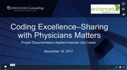 Thumbnail image for Webinar Recording: BOCN Series Part 2 - Myocardial Infarction (MI) Coding Excellence - Sharing with Physicians Matters
