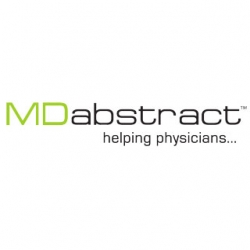 MDabstract Logo