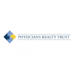 Physicians Realty Trust (NYSE:DOC) Logo